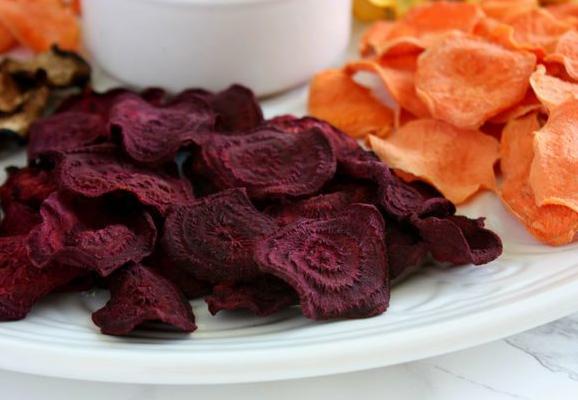 Овощные чипсы-ЗОЖ