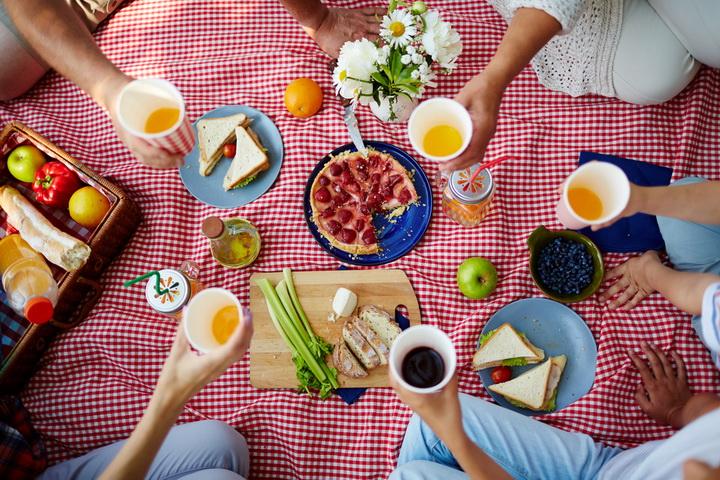 Пикник-как организовать