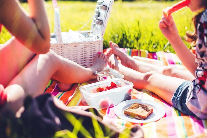 Пикник-солнечная погода