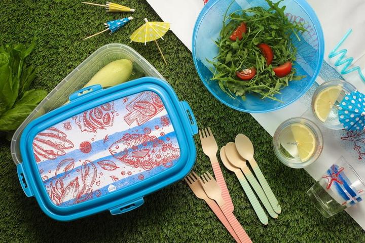 Посуда для пикника-что взять