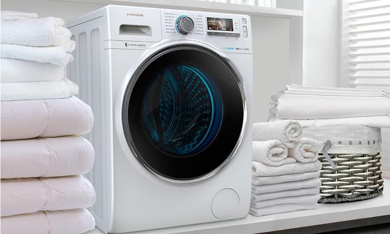 Разбираемся в классах энергопотребления стиральных машин - стиральная машина samsung