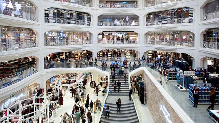 Шопинг на распродажах в Испании