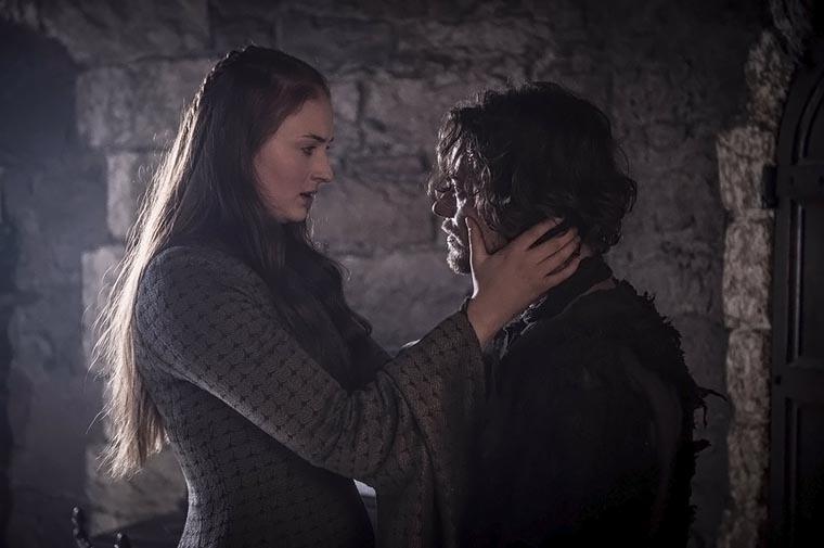 Санса жалеет Теона