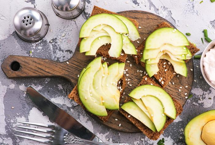 Сэндвич-на безглютеновом хлебе