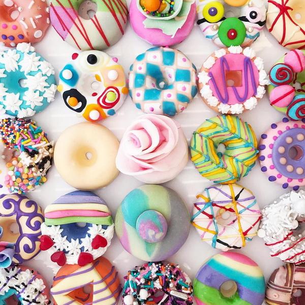 Сельва Сонали-креативные пончики фото 7