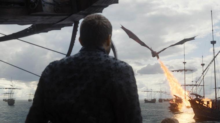 Сгоревший флот