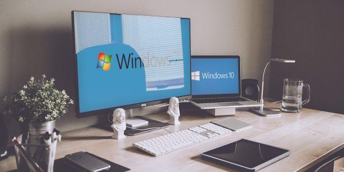 Сравнительная таблица отличий Windows 10 от Windows 7 5