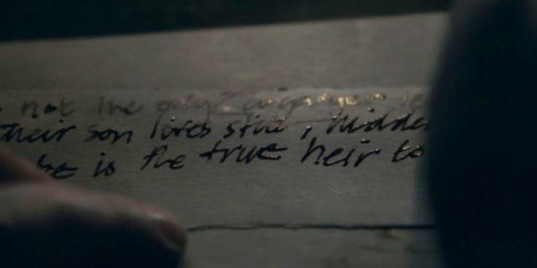 Текст письма Вариса