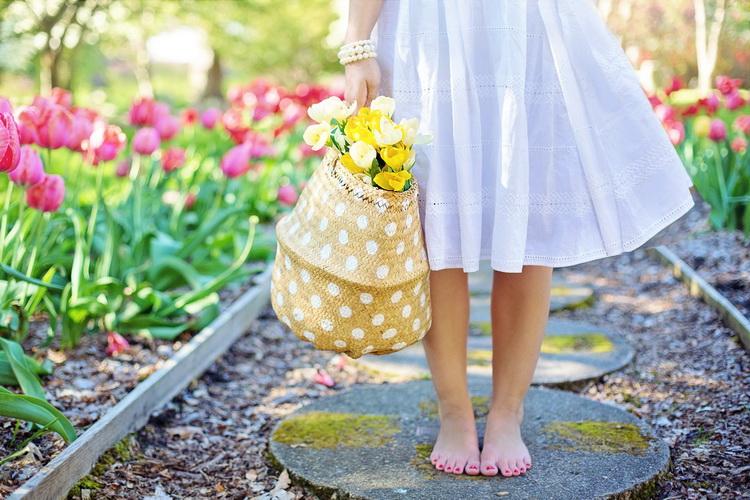 Весна в саду-май