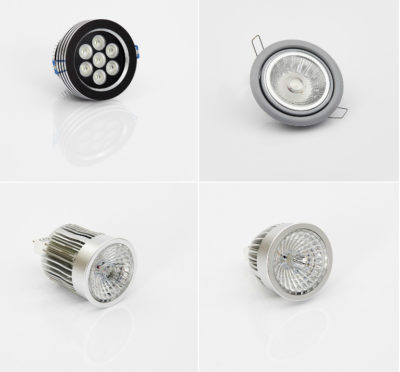 Види світлодіодних ламп