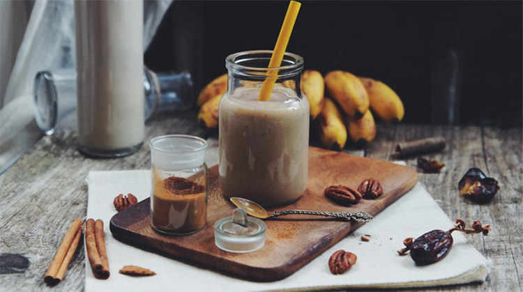 Вкусное растительное молоко с добавками-рецепты