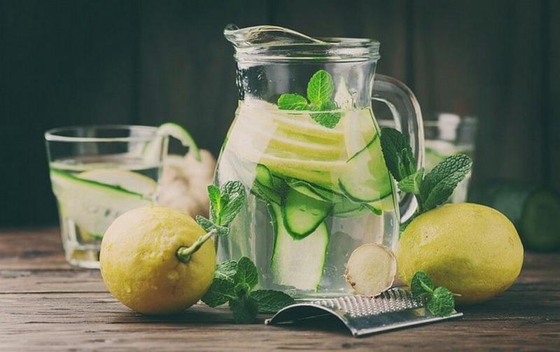 Вода Сасси-для похудения