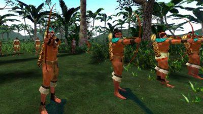 Гра про піратів Blood and Gold: Caribbean!