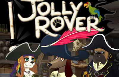 Игра про пиратов Jolly Rover