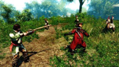 Игра про пиратов Risen 2: Dark Waters и Risen 3: Titan Lords