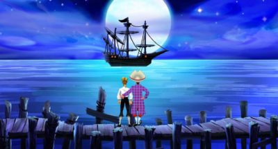 Игра про пиратов The Secret of Monkey Island: Special Edition