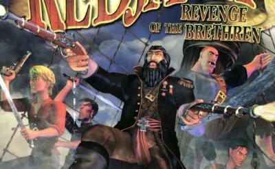 Игра про пиратов RedJack: The Revenge of the Brethren