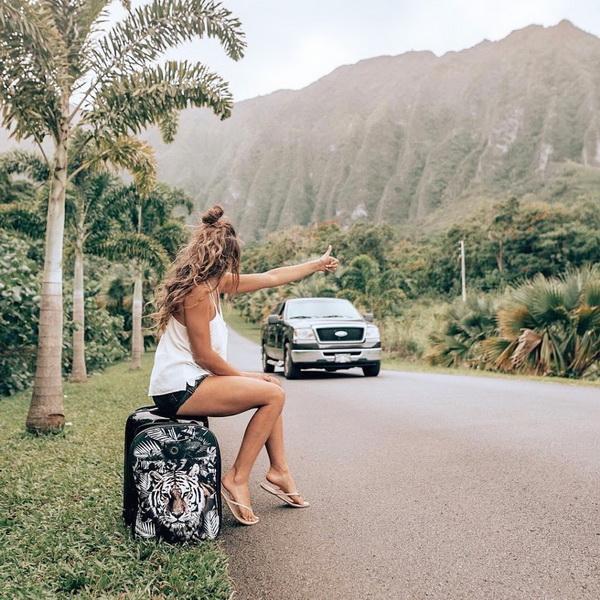 Автостоп-путешествия
