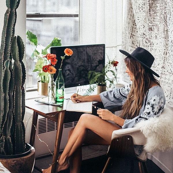 Блогер-позитив