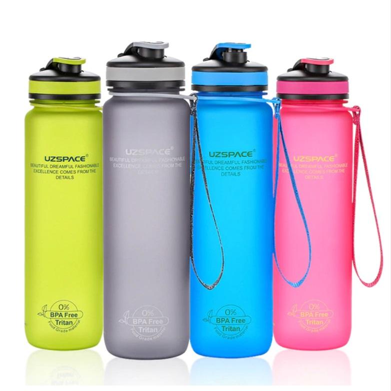 Бутылки для воды Uzspace_настоящая забота о природе - четыре бутылки для воды