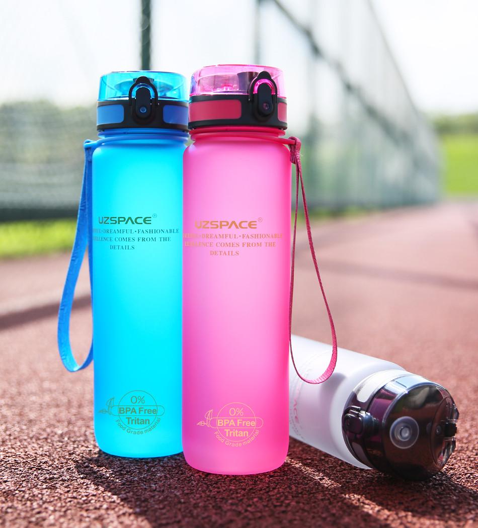 Бутылки для воды Uzspace_настоящая забота о природе - три бутылки для воды