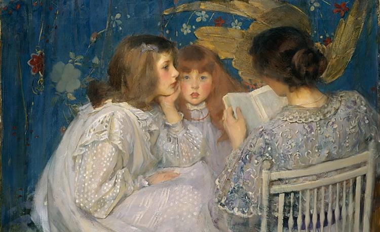 Чтение-духовное богатство