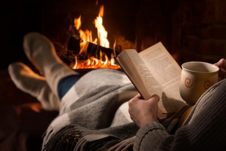 Чтение перед сном-привычка