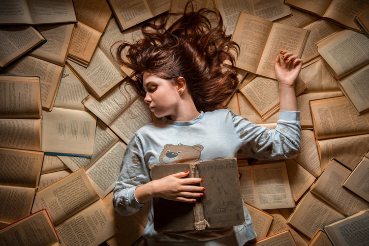 Чтение-привычки перед сном