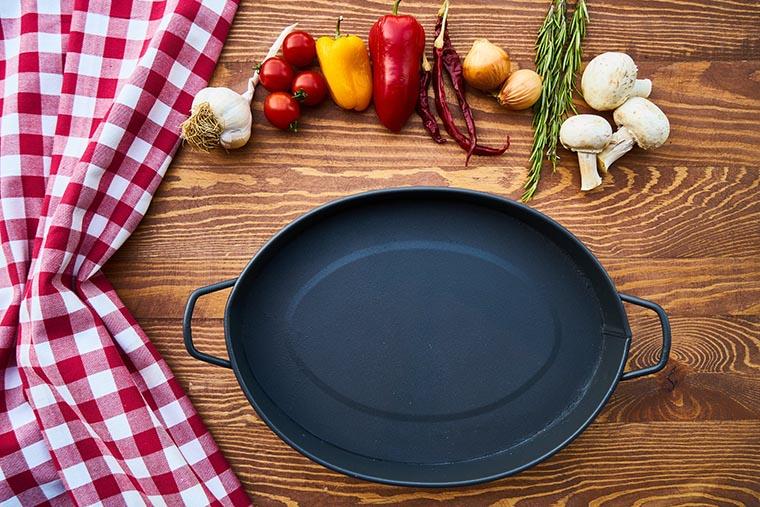 Форма сковородки