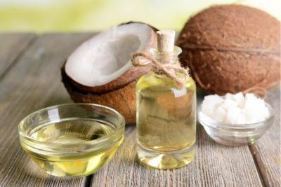Застосування кокосової олії