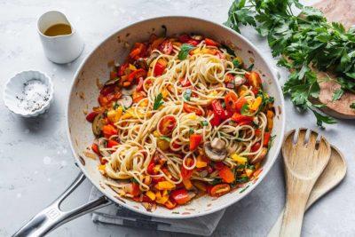 Як варити спагетті