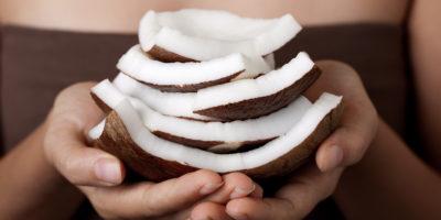 Користь кокосової олії - 2