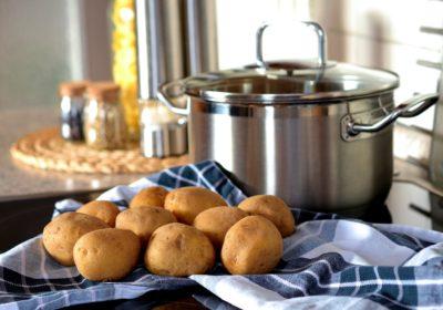 Приготовить молодую картошку
