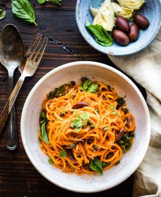 Как сварить спагетти - 2