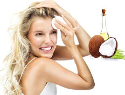 Кокосова олія для обличчя