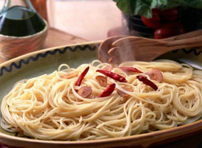 Как готовить спагетти - 2