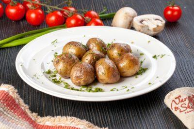 Зварити молоду картоплю - 3