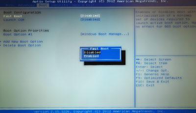 Як зайти в безпечний режим Windows 10 через Біос