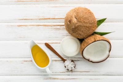 Кокосовое масло для тела - 2