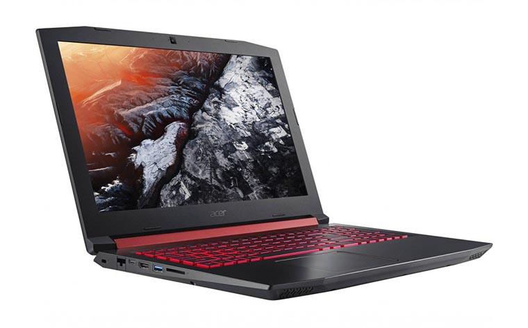 Геймерский ноутбук Acer Nitro 5 AN515-42-R6W4
