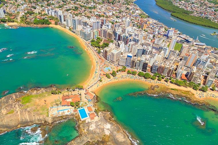 Гуарапари пляж
