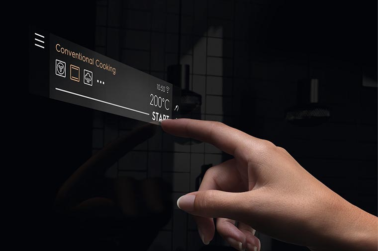 Настройки Electrolux OKA9S31WX