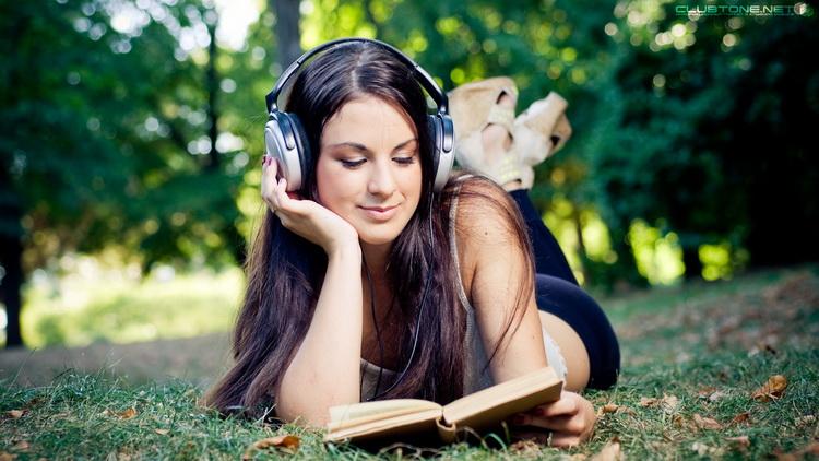 Наушники-прикрытие для чтения