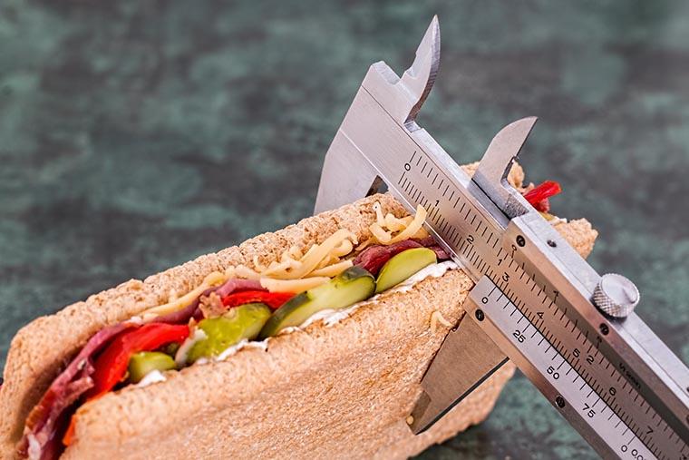 Ограничиваем калории
