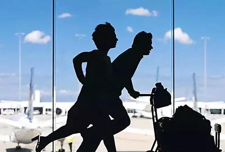 Опоздание в аэропорт