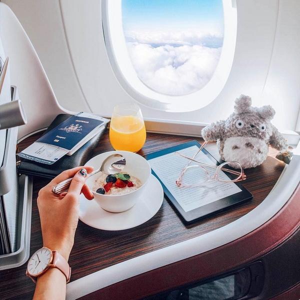 Перелет-комфортное путешествие
