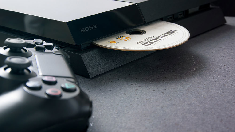 PlayStation 5_всё что известно о новой консоли - консоль с диском