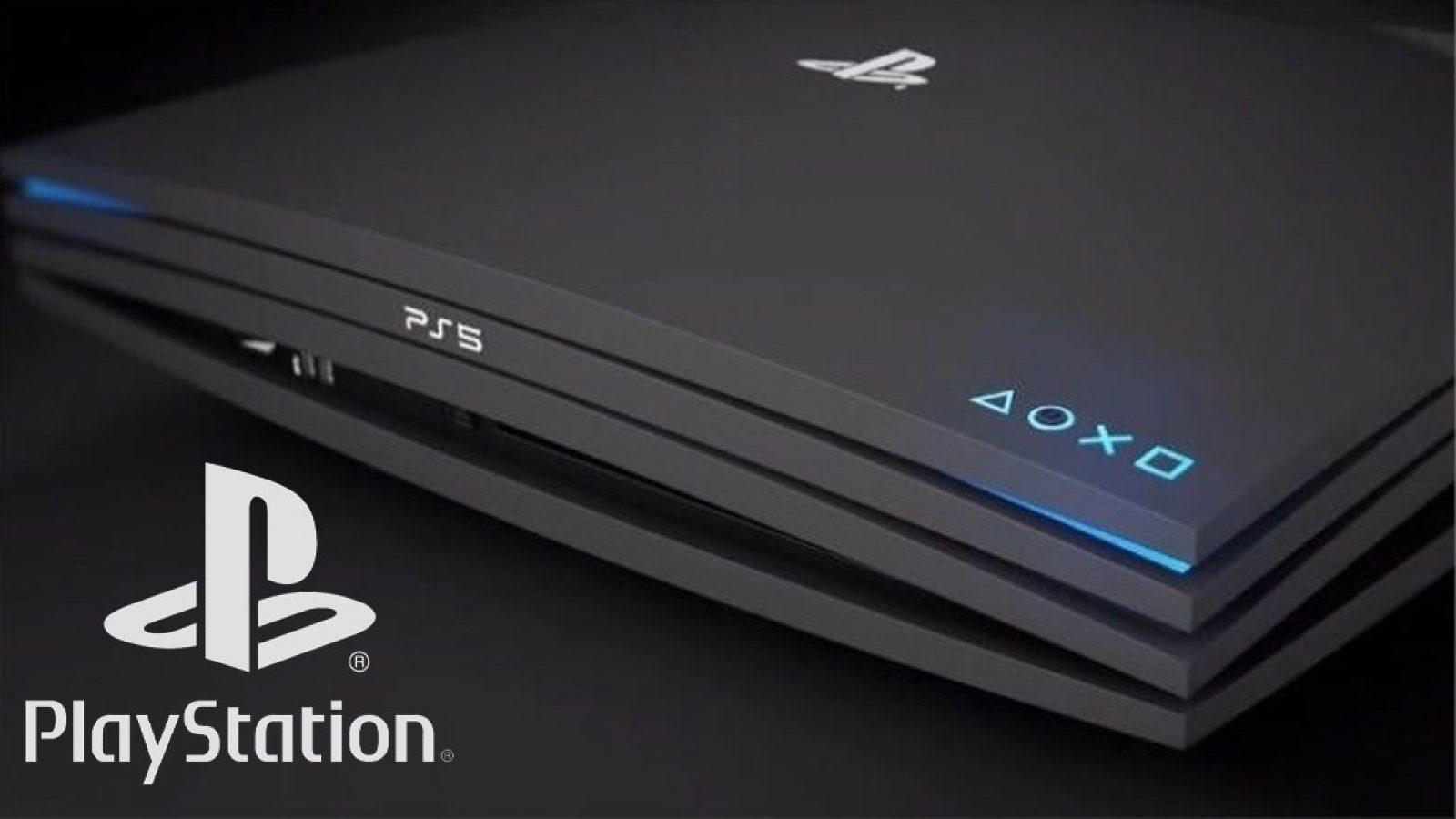 PlayStation 5_всё что известно о новой консоли - консоль в черном цвете