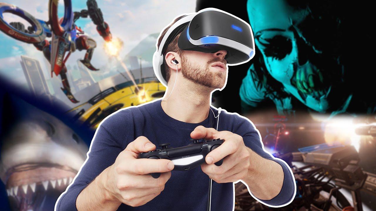 PlayStation 5_всё что известно о новой консоли - очки виртуальной реальности