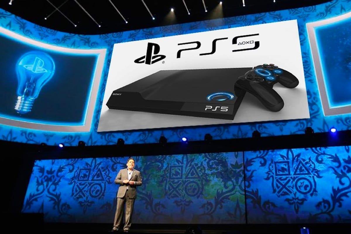 PlayStation 5_всё что известно о новой консоли - презентация консоли